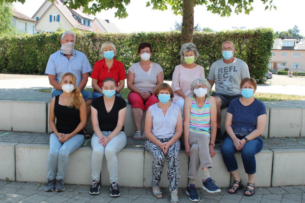 Reinigungsteam August-Ruf-Bildungszentrum